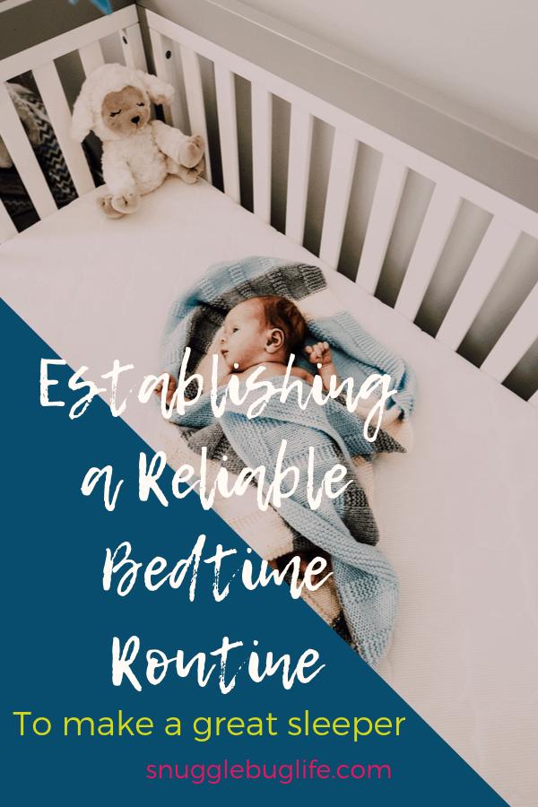 Establishing a Reliable Bedtime Routine