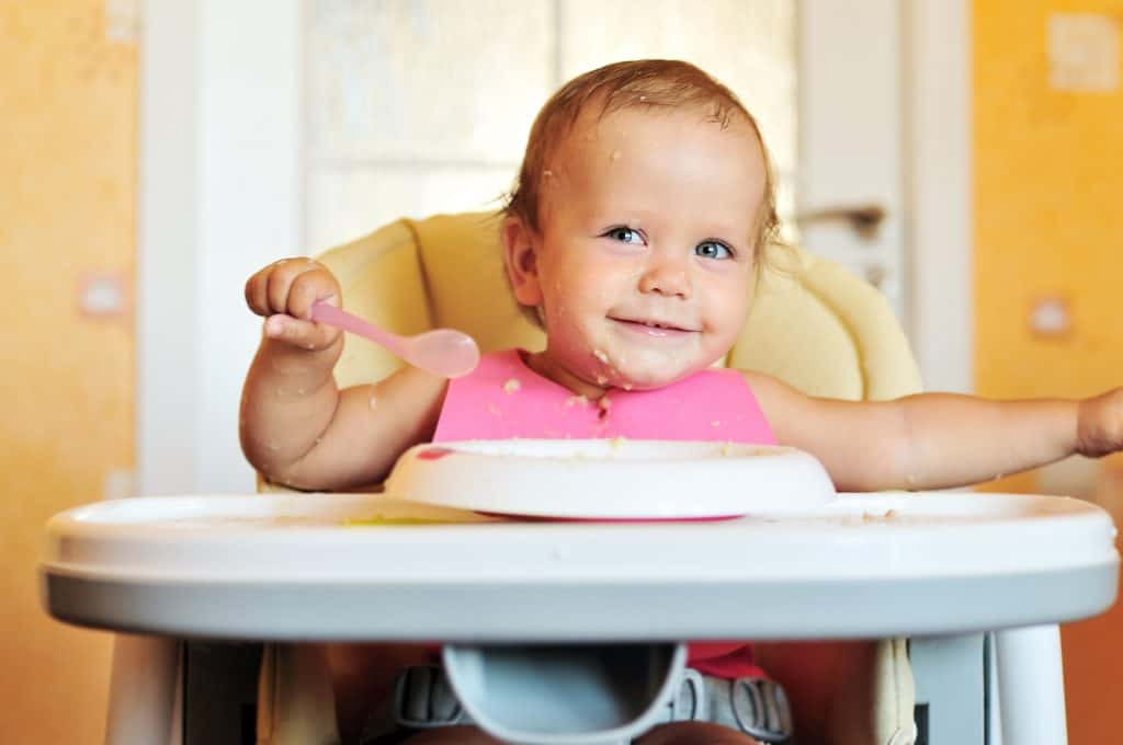 Starting Solids Tips and Tracker