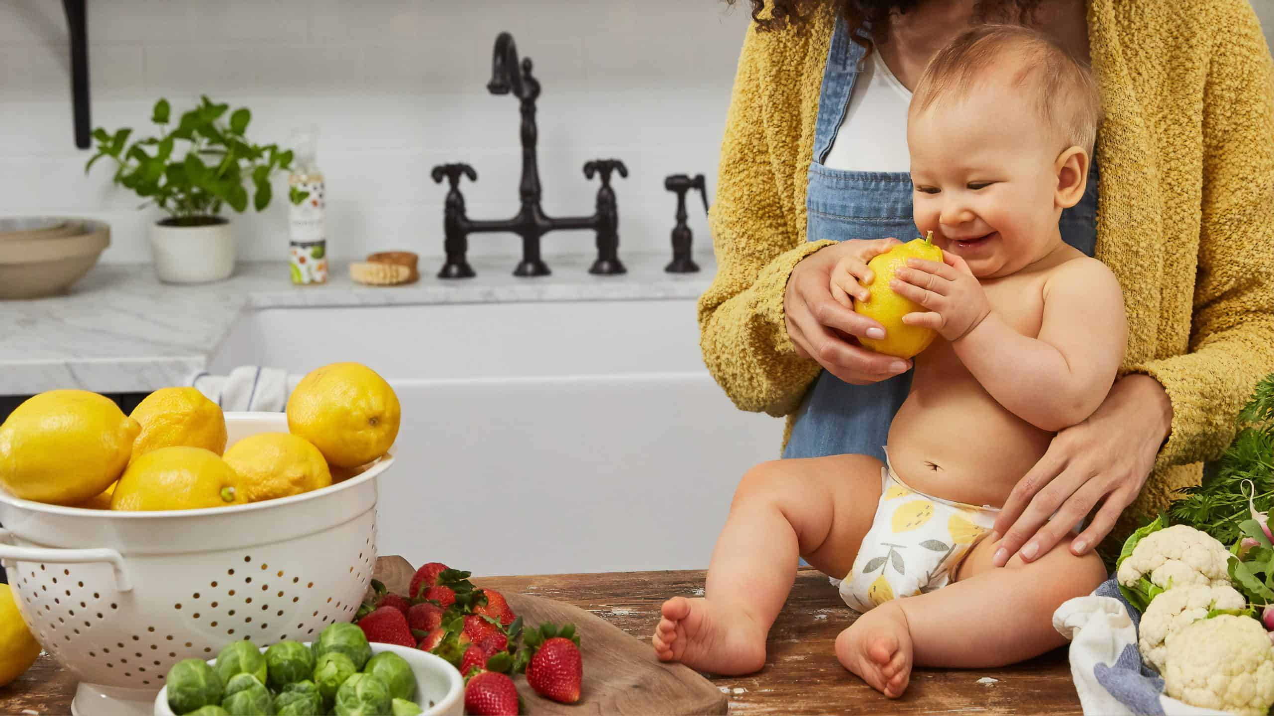 After Starting Solids: What to Expect